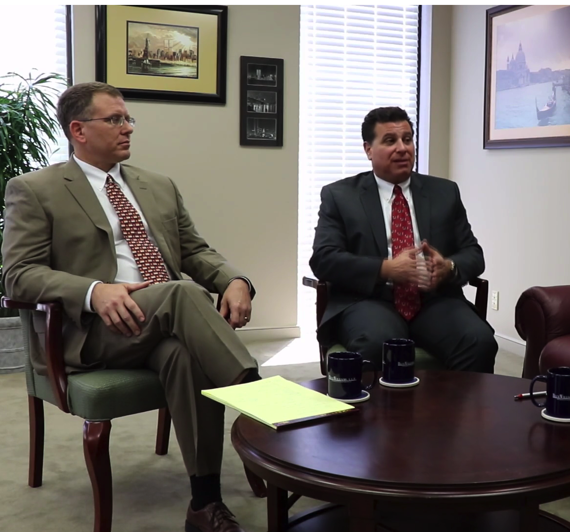 law firm video, New Orleans, Metairie, PerformLaw, Blue Williams, law firm consultant