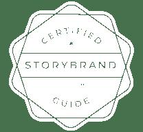 Web - StoryBrand Guide Badge WHITE-1